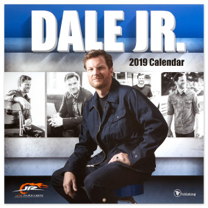 "Dale Earnhardt Jr. 2019 12""x 12"" Wall Calendar"