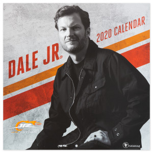 "Dale Earnhardt Jr. 2020 12""x 12"" Wall Calendar"