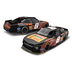 Ryan Preece #8 NASCAR Louisiana Hot Sauce 1:64 Die Cast