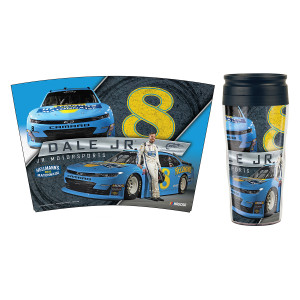 Dale Jr. #8 Darlington Insulated Travel Mug