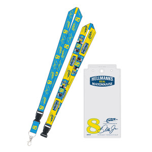 Dale Jr. #8 Darlington Lanyard