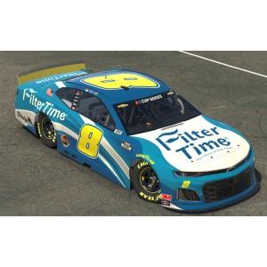 Dale Jr #8 Filter Time iRacing 2020 NASCAR  HO 1:24 - Die Cast