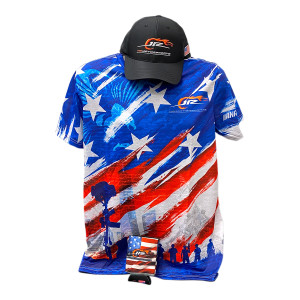 JR Motorsports 2020 Patriotic Trackside Pack