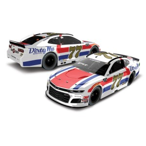 Dirty Mo Media #77 Throwback  Dual Autographed HO 1:24 - Die Cast