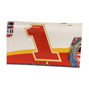 JR Motorsports #1 Race Used Door Panel - PFJ