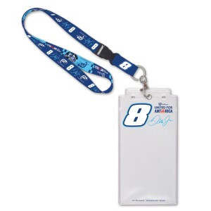 Dale Jr. 2021 United for America Lanyard