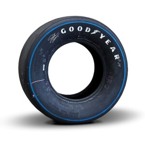 #7 Justin Allgaier Race WIN Tire - Darlington (5/8/2021)