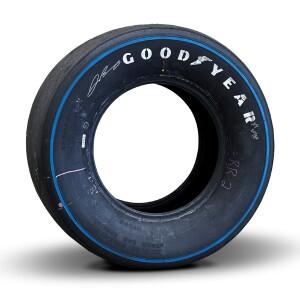 #8 Josh Berry Race Used Tire - Darlington (5/8/2021)