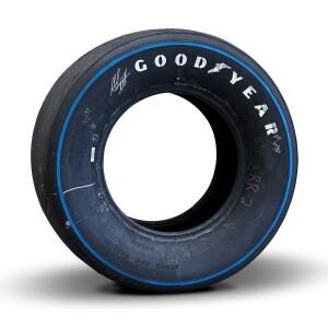 #1 Michael Annett Race Used Tire - Darlington (5/8/2021)