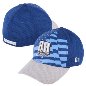 Dale Jr. #88 Stars & Stripes Hat