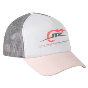 JRM Ladies Pink/Grey Vintage Cap