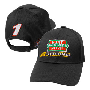 JR Motorsports #1 Official 2017 Team Hat - Hunt Bros Pizza