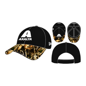 Dale Jr 2017 Bristol Axalta Black/Camo Driver Adjustable Cap