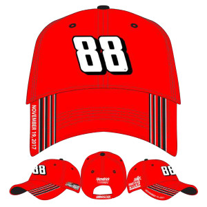 Dale Jr #88 2017 Homestead/Miami Axalta Racer Hat