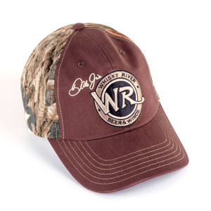 Whisky River 2019 Camo Hat