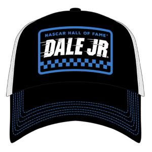 Dale Jr NASCAR Hall of Fame 2021 Patch Hat
