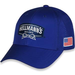 Hellmans #7 Jr Motorsports Trucker Hat