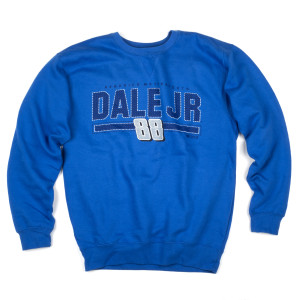 Dale Earnhardt, Jr. #88 Crewneck Fleece