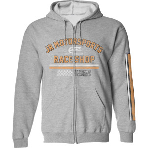 JR Motorsports Race Shop Full Zip Hoodie