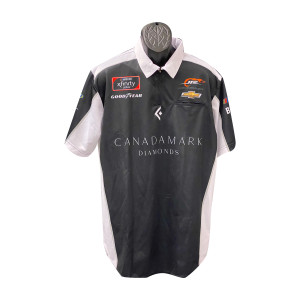 JRM Crew Shirt 2019 Grey Canadamark Diamonds #8