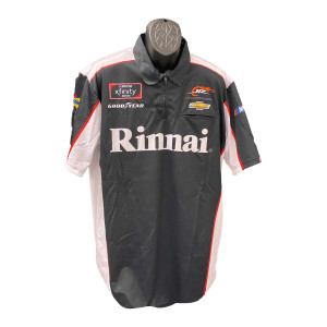JRM Crew Shirt  2018 RACE USED - Rinnai #7