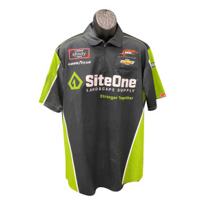 JRM Crew Shirt 2019 RACE USED - Site One #7