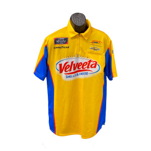 JRM Crew Shirt 2019 RACE USED - Velveeta #8