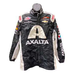 JRM Crew Jacket 2017 RACE USED - Axalta