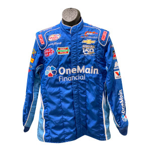 JRM Crew Jacket 2017 RACE USED - One Main