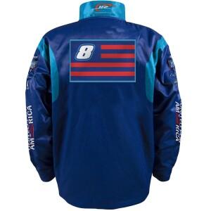 Dale Jr. 2021 United For America Adult Nylon Uniform Jacket