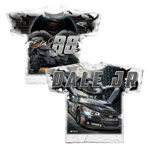 Dale Jr.#88 Batman Total Print T-Shirt