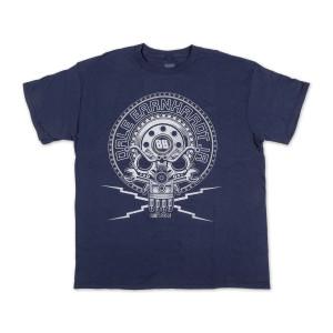 Dale Jr. #88 Gear Skull T-Shirt