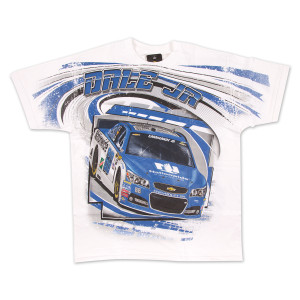 Dale Jr. #88 Nationwide Total Print T-Shirt