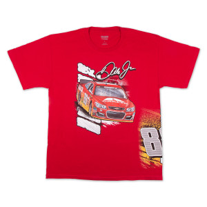 Dale Earnhardt, Jr. Adult Drive Tee