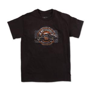 JRM Youth Black Speedy T-shirt