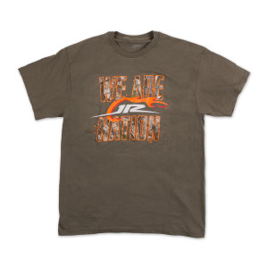 JR Nation Green True Timber T-shirt