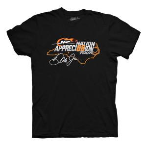 JR Nation Appreci88ion Tour T-shirt