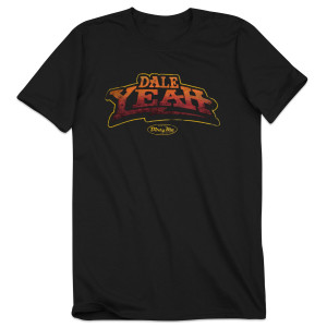 JR NATION Adult JRN Dale Yeah T-shirt