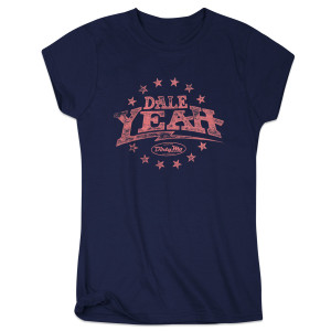 JR NATION Ladies JRN Dale Yeah T-shirt