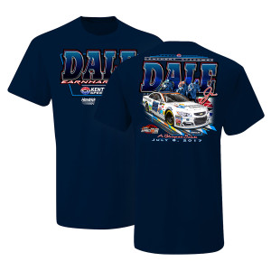 Dale Jr 2017 Appreci88ion Kentucky Motor Speedway T-shirt