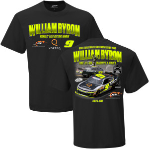 William Byron 2017 NASCAR Xfinity Series DAYTONA Victory T-shirt