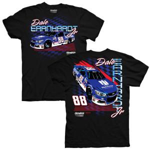 Dale Earnhardt Jr 2017 #88 Darlington Graphic Car T-shirt