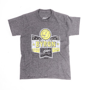 William Byron #9 JRM Speed Glory T-shirt