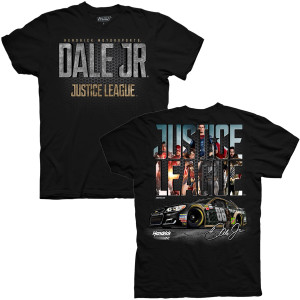 Dale Jr JL All Character T-shirt