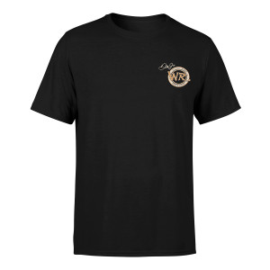 Whisky River 2018 2-spot Vintage Label T-shirt
