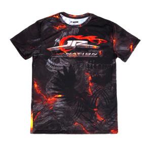 Dale Earnhardt Jr Total Print T-shirt