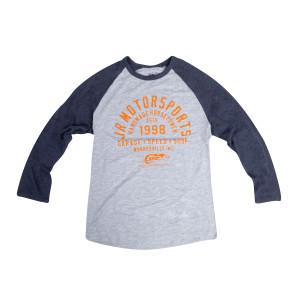 Jr. Motorsports Vintage Baseball T-shirt
