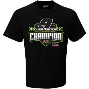 2018 NASCAR #9 Tyler Reddick Xfinity Series Champion T-shirt