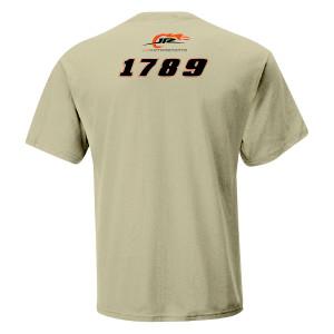 Jr Motorsports Victory Sand T-shirt