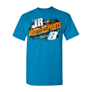 2019 NASCAR Jr. Motorsports Legends Build on #'s Sapphire T-shirt